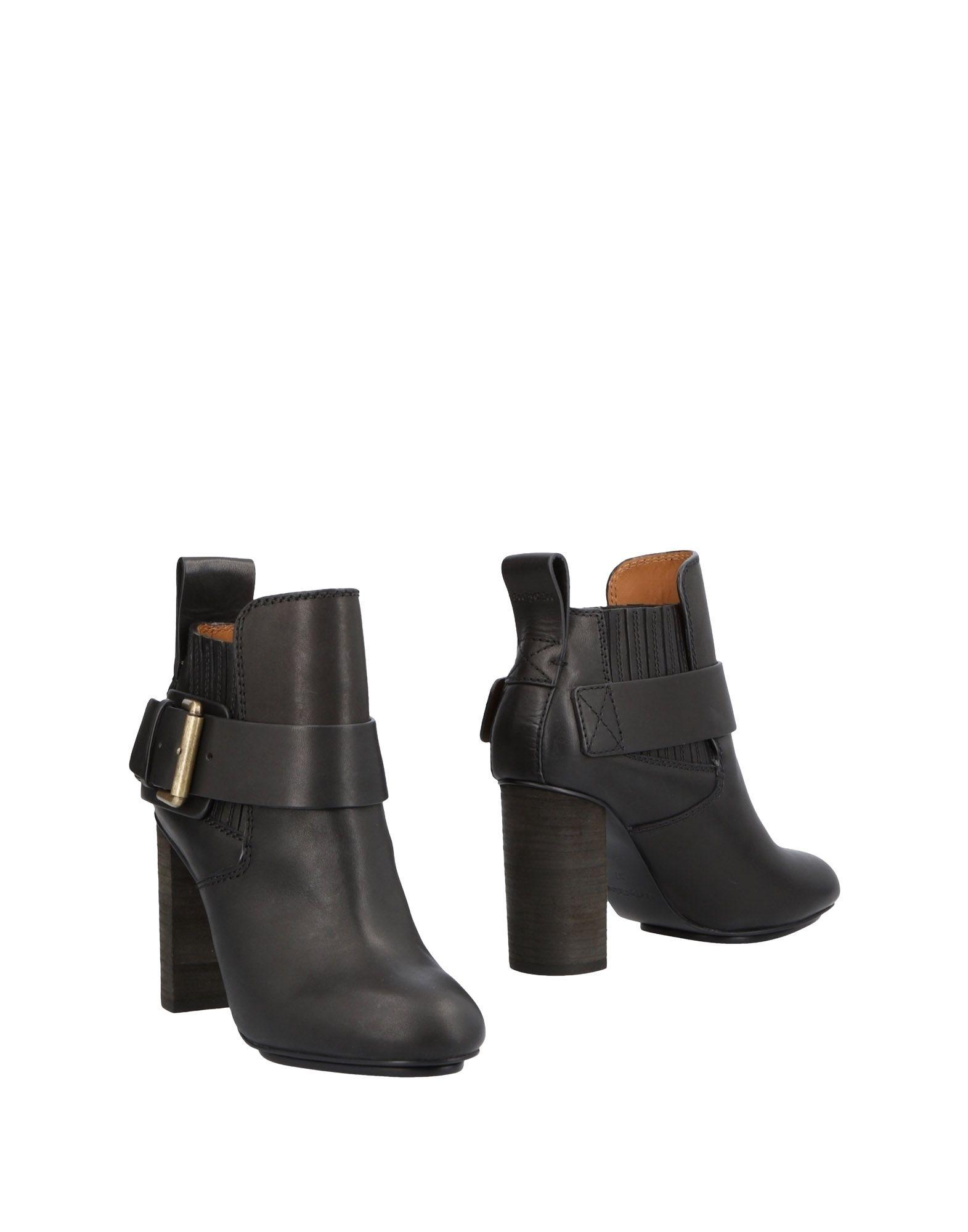 SEE BY CHLOÉ Полусапоги и высокие ботинки hansgrohe 52053000