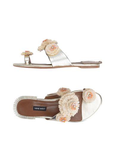 zapatillas NINE WEST Sandalias de dedo mujer