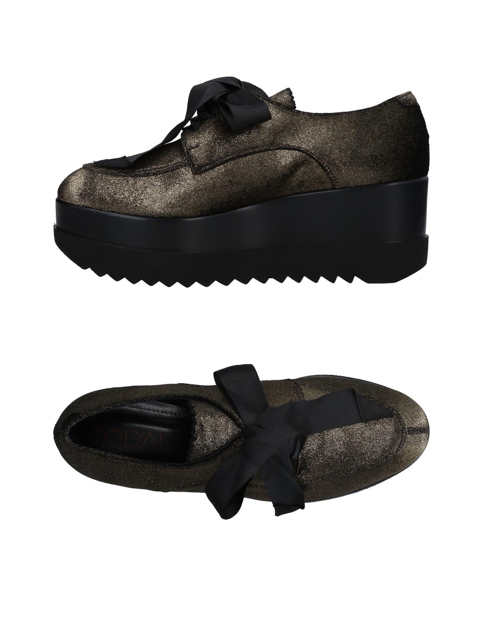 Фото - TODAI Обувь на шнурках обувь на высокой платформе dkny