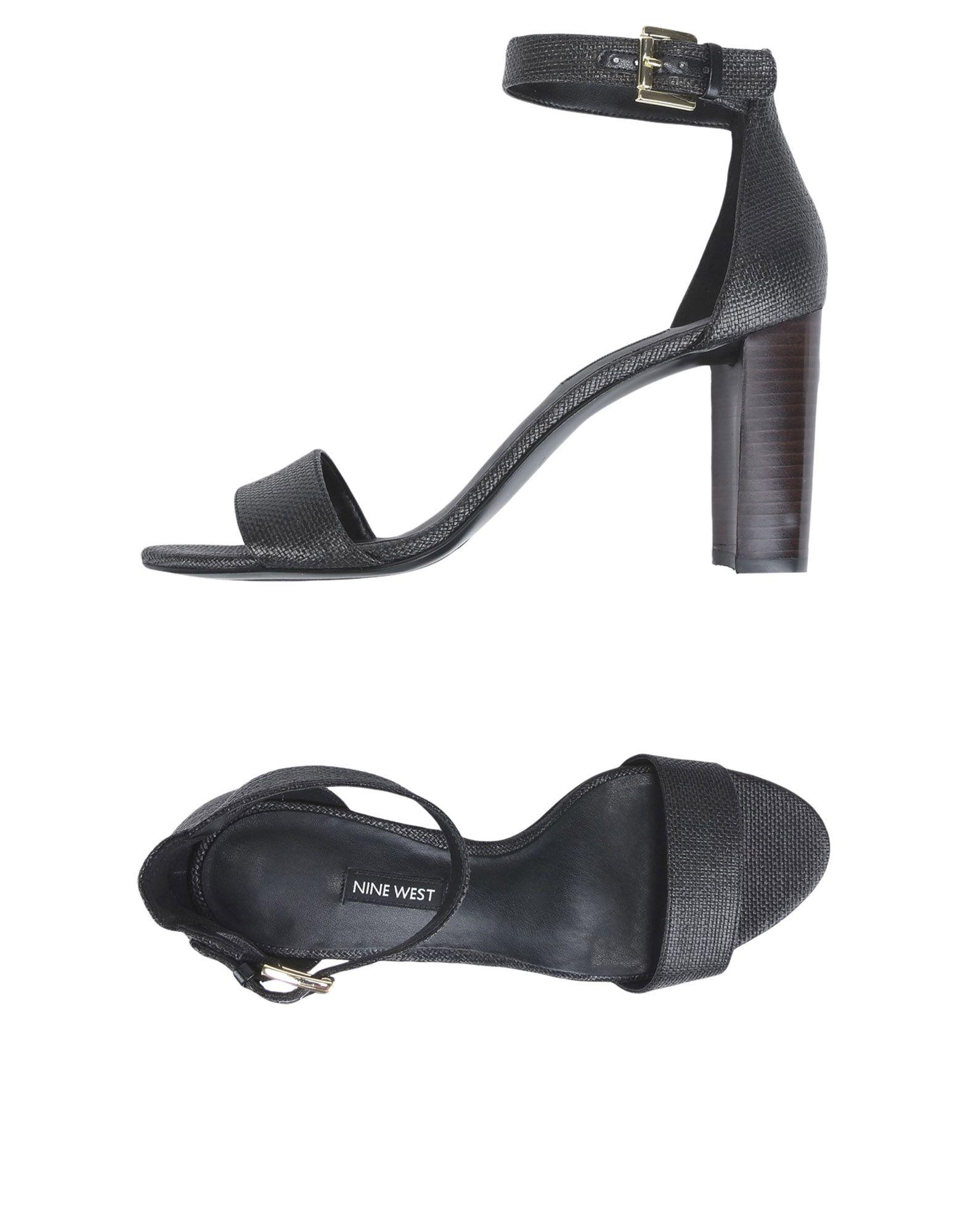 NINE WEST Сандалии nine west women s rocha leather dress pump