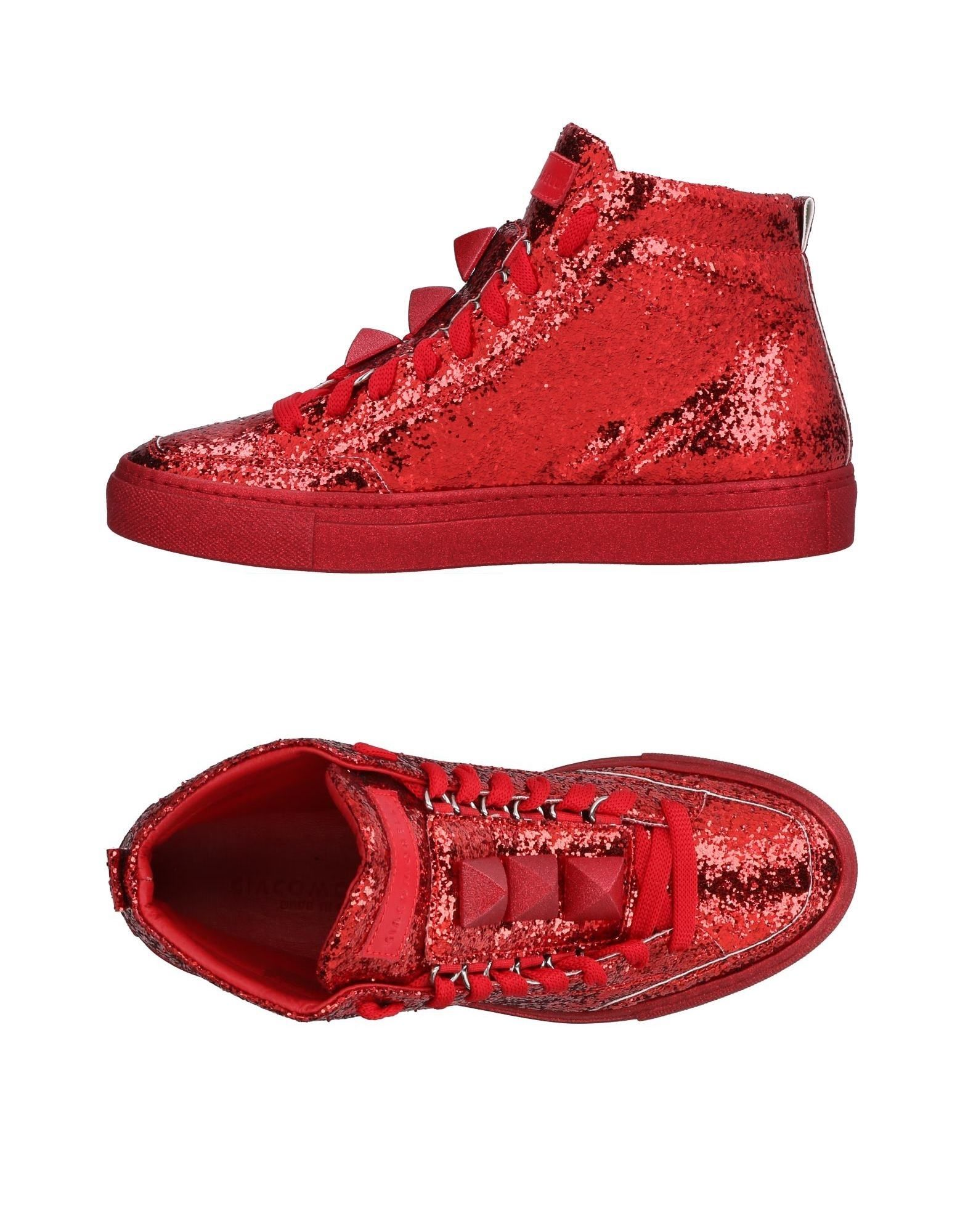 GIACOMORELLI Sneakers in Red