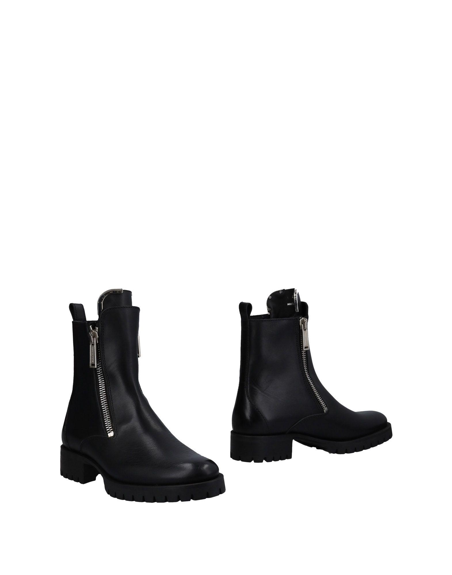 DSQUARED2 Полусапоги и высокие ботинки цены онлайн