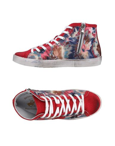 zapatillas BEVERLY HILLS POLO CLUB Sneakers abotinadas mujer