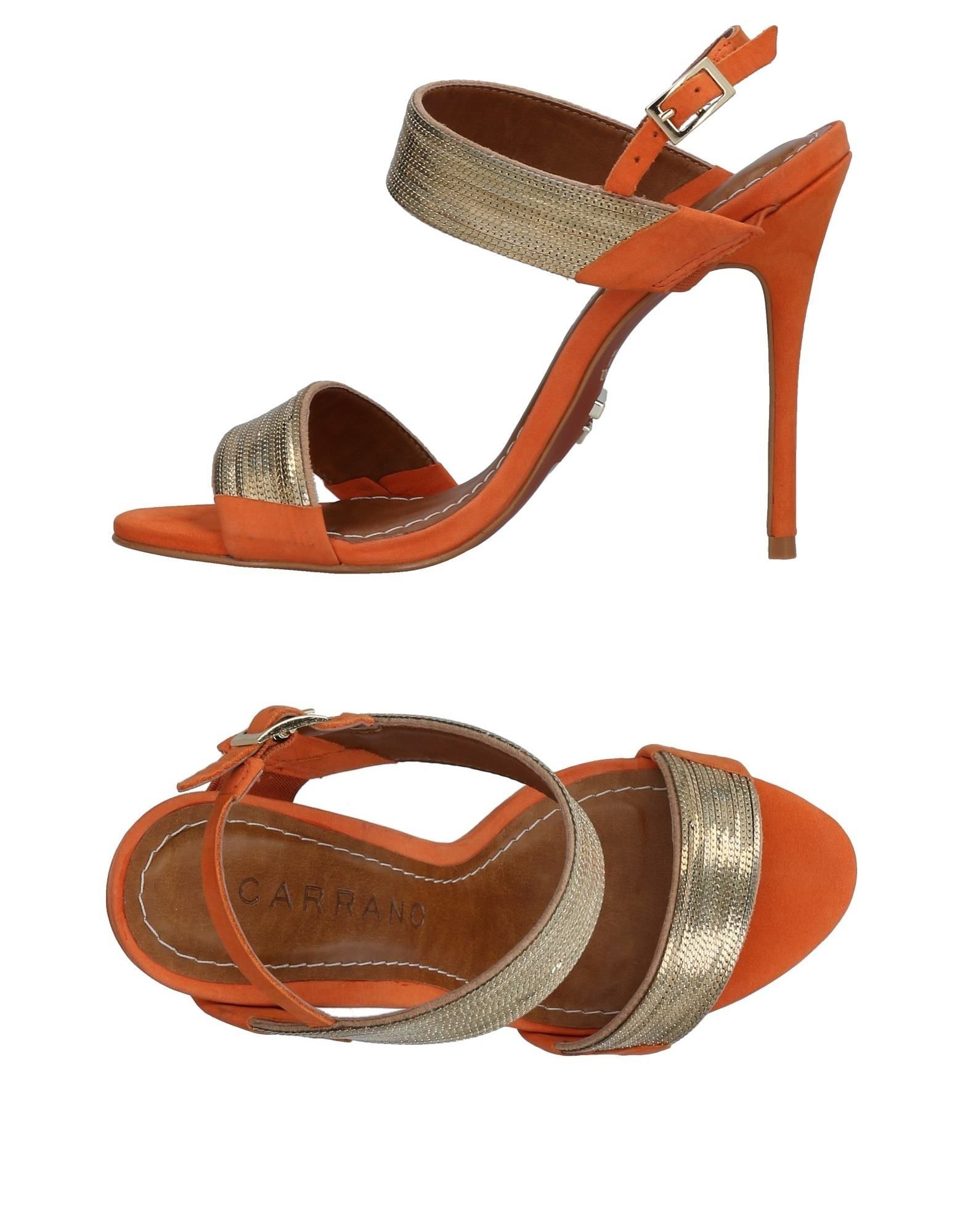 7a44c4d6488dc Carrano Sandals In Gold