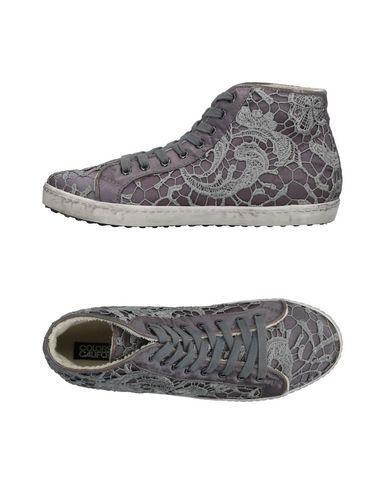 zapatillas COLORS OF CALIFORNIA Sneakers abotinadas mujer