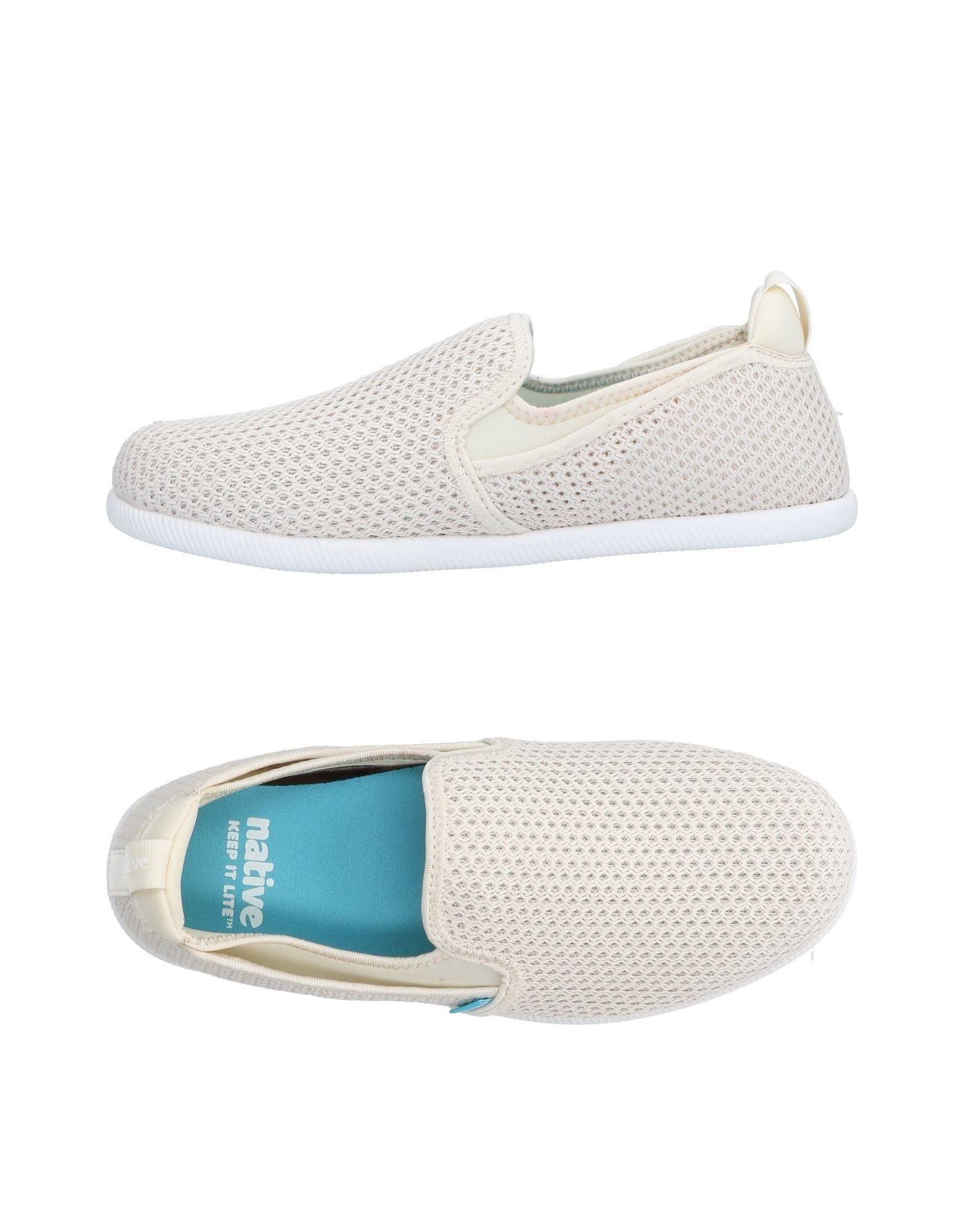 NATIVE Sneakers in Beige