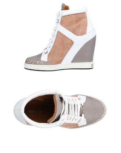 zapatillas JIMMY CHOO Sneakers abotinadas mujer