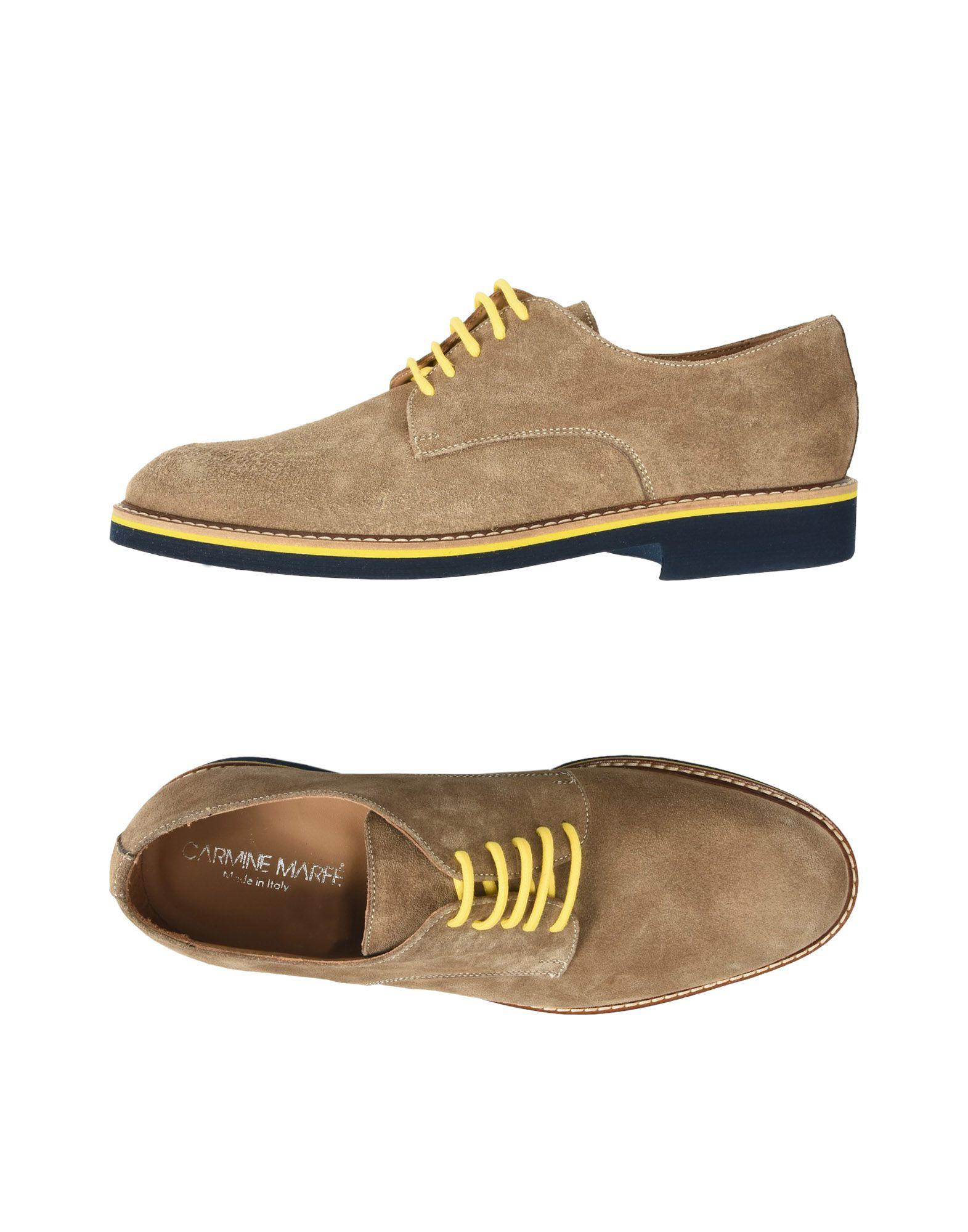 CARMINE MARFÉ Обувь на шнурках carmine marfé сапоги