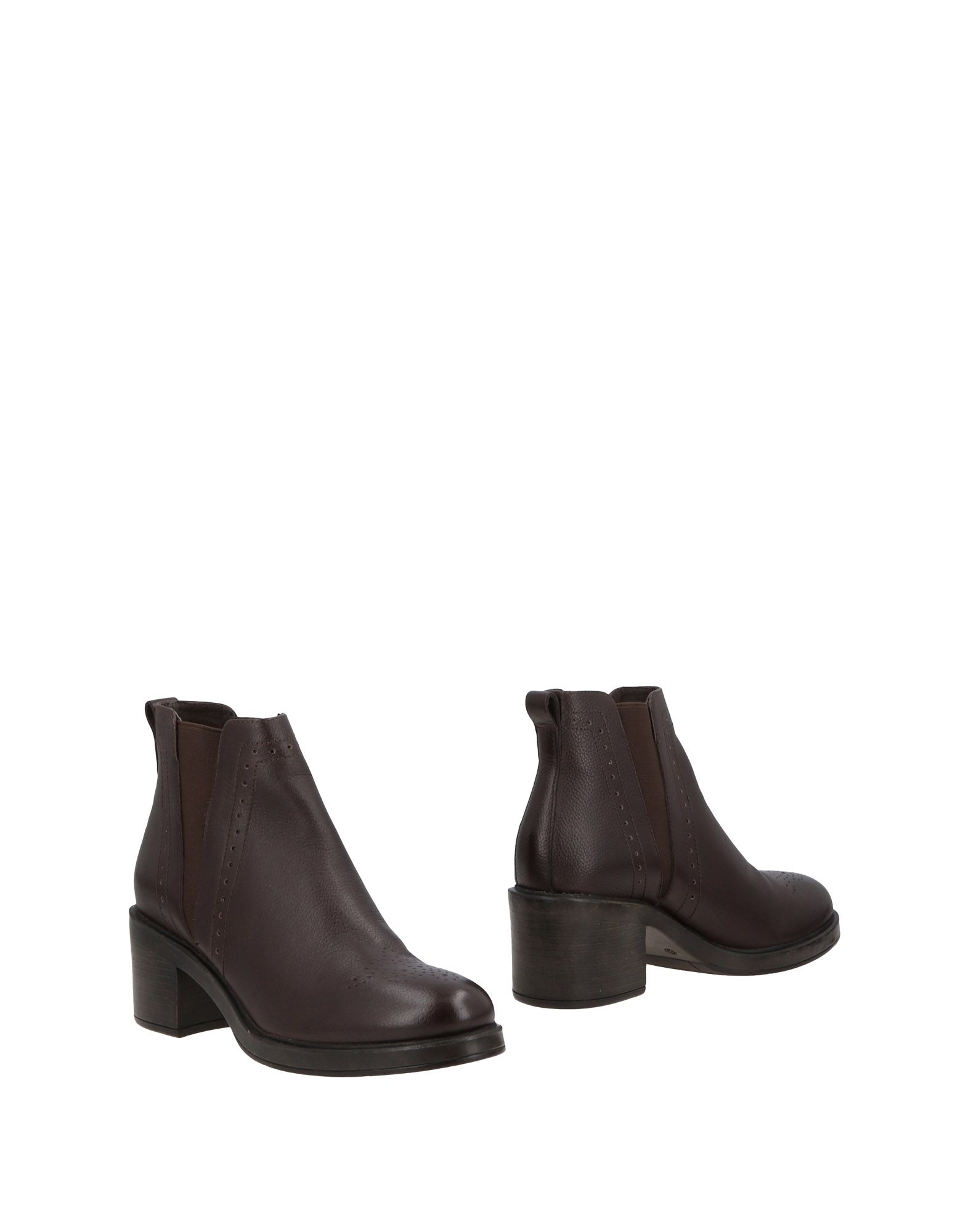 CUOIERIA Полусапоги и высокие ботинки hecon полусапоги и высокие ботинки