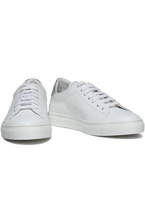 IRIS & INK Tanya leather sneakers