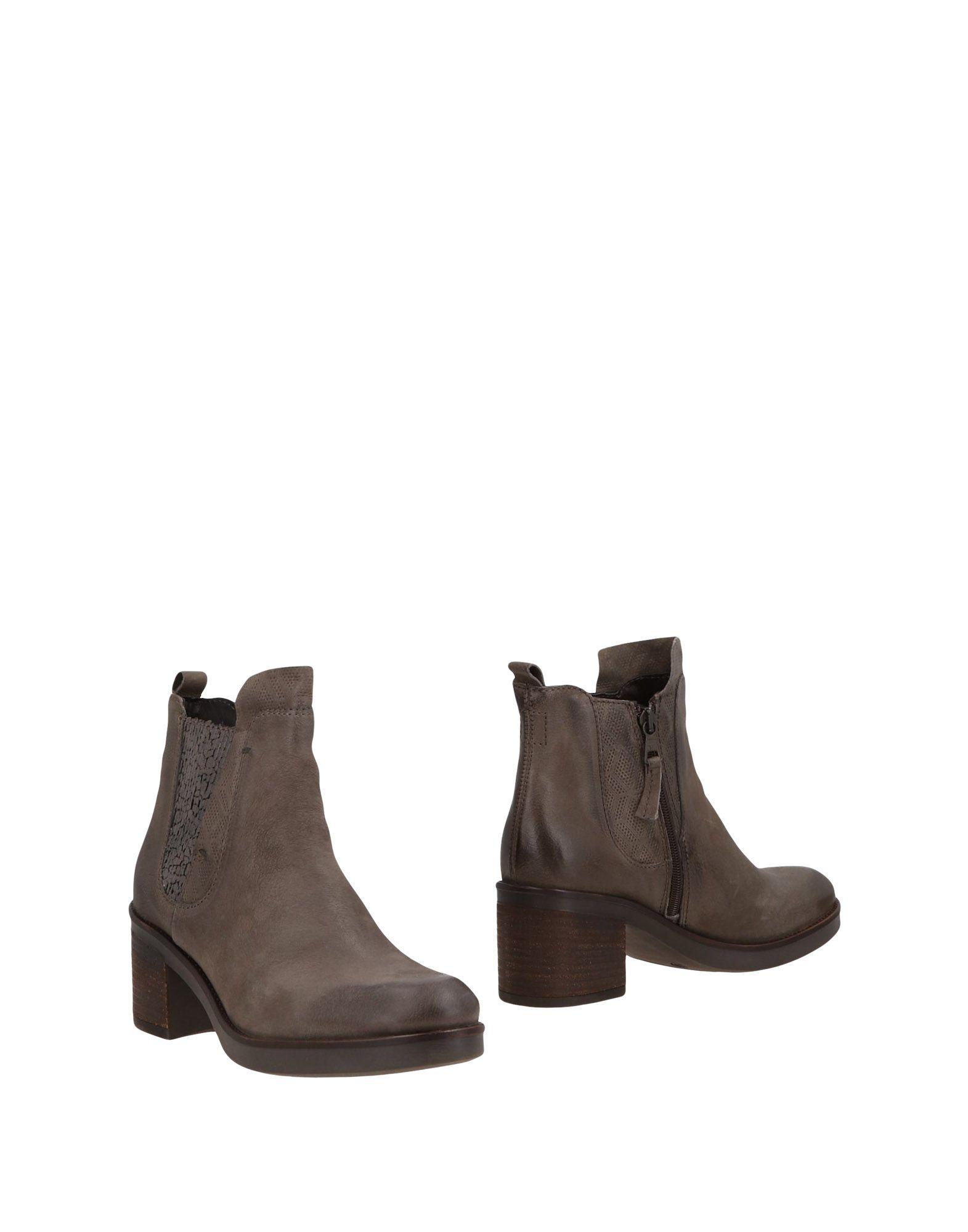 MJUS Полусапоги и высокие ботинки кроссовки mjus 878104 302 0001 salvia fossile militare