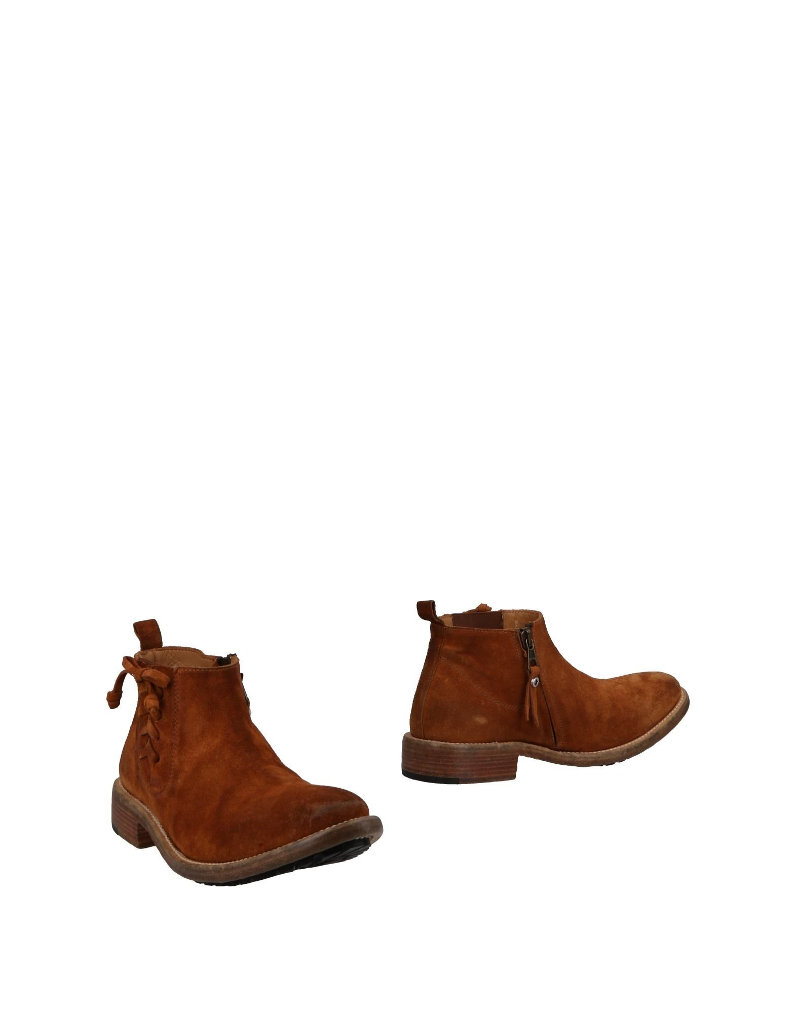 RUST MOOD Ankle Boot in Tan