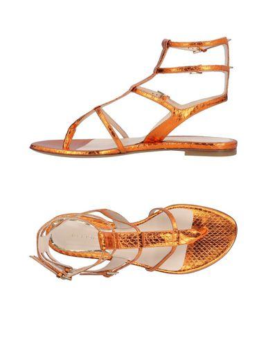 zapatillas ETRO Sandalias de dedo mujer