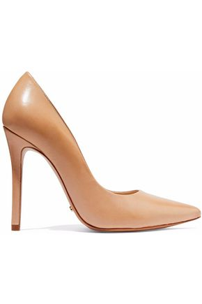 SCHUTZ Gilberta leather pumps