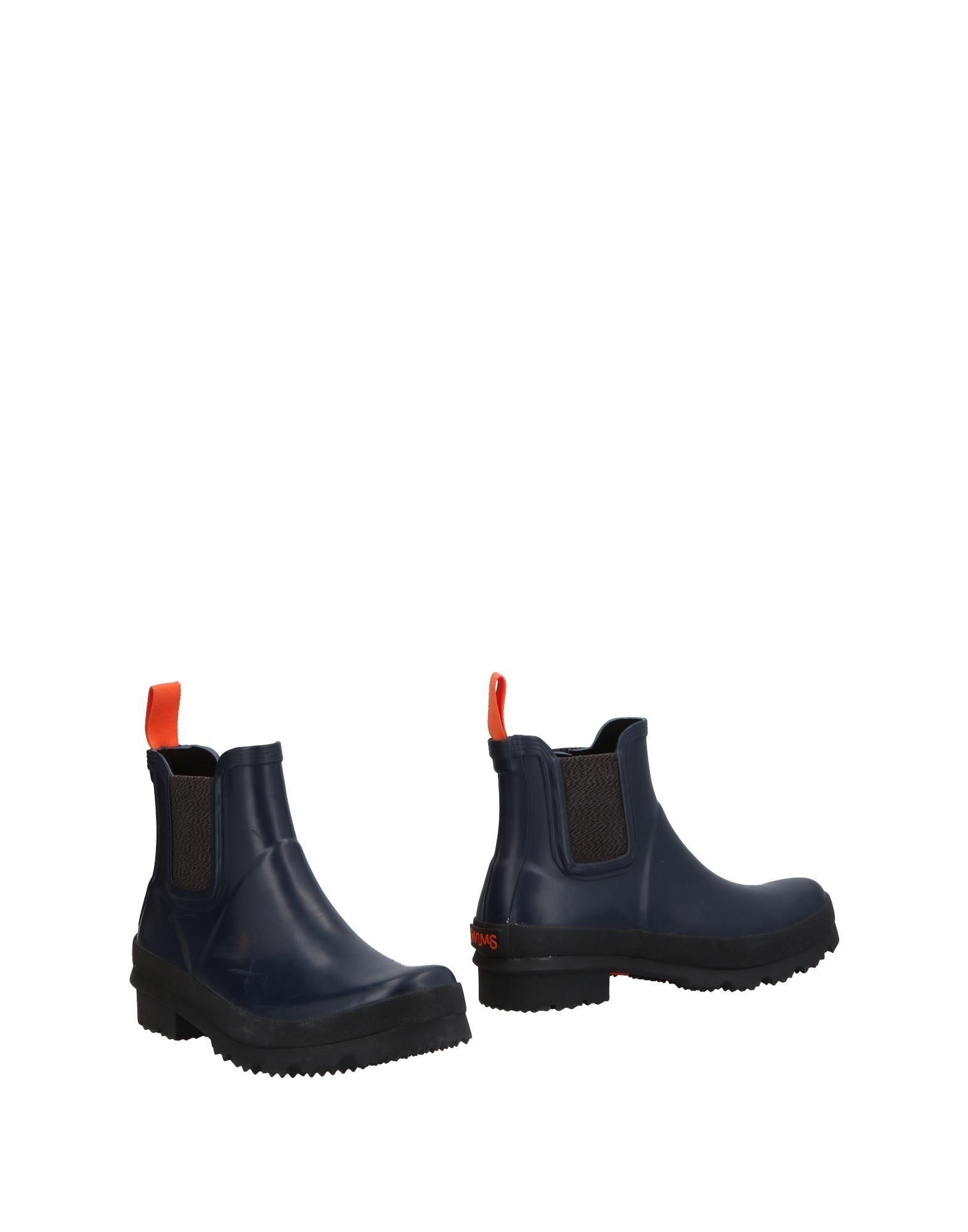 SWIMS Полусапоги и высокие ботинки