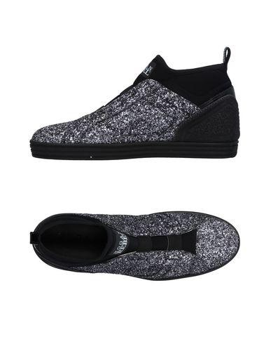 zapatillas HOGAN REBEL Sneakers abotinadas mujer