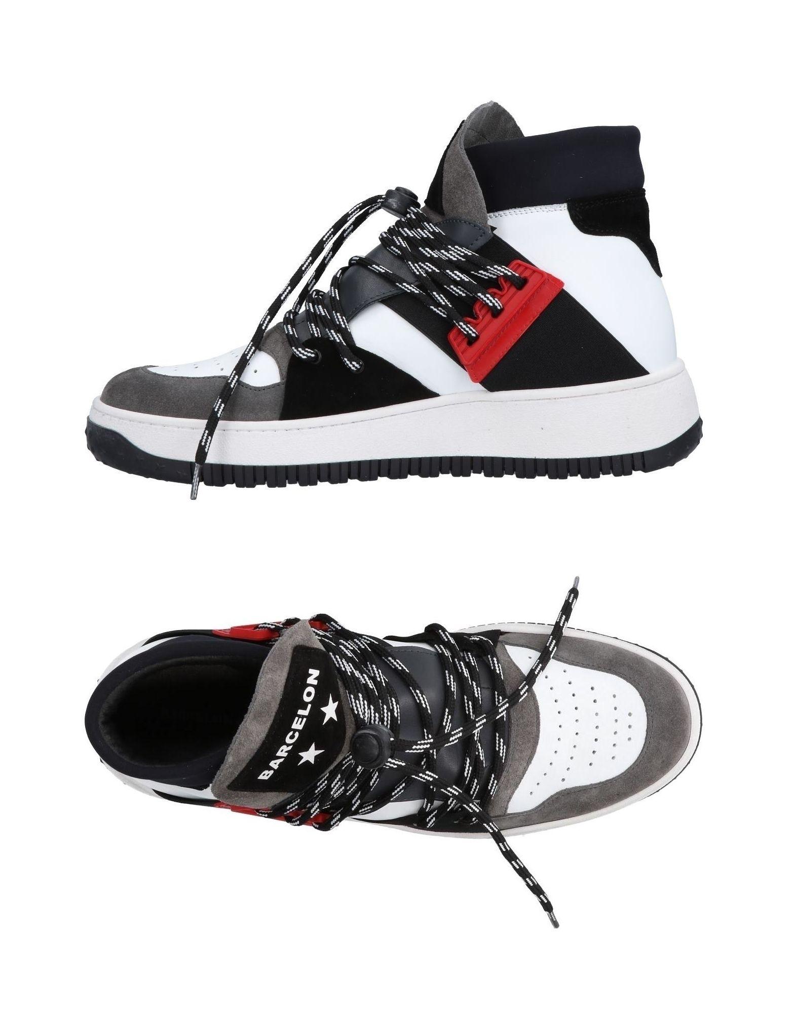 BARCELON | BARCELON★★ High-tops & sneakers | Goxip