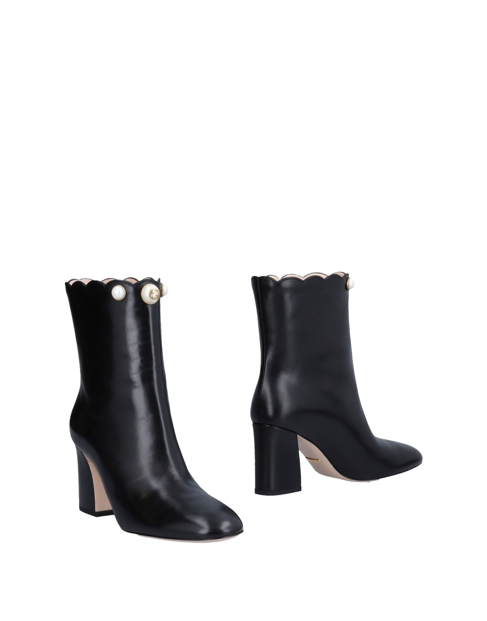 GUCCI Полусапоги и высокие ботинки цены онлайн