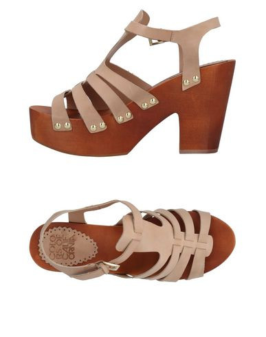 zapatillas COLORS OF CALIFORNIA Sandalias mujer