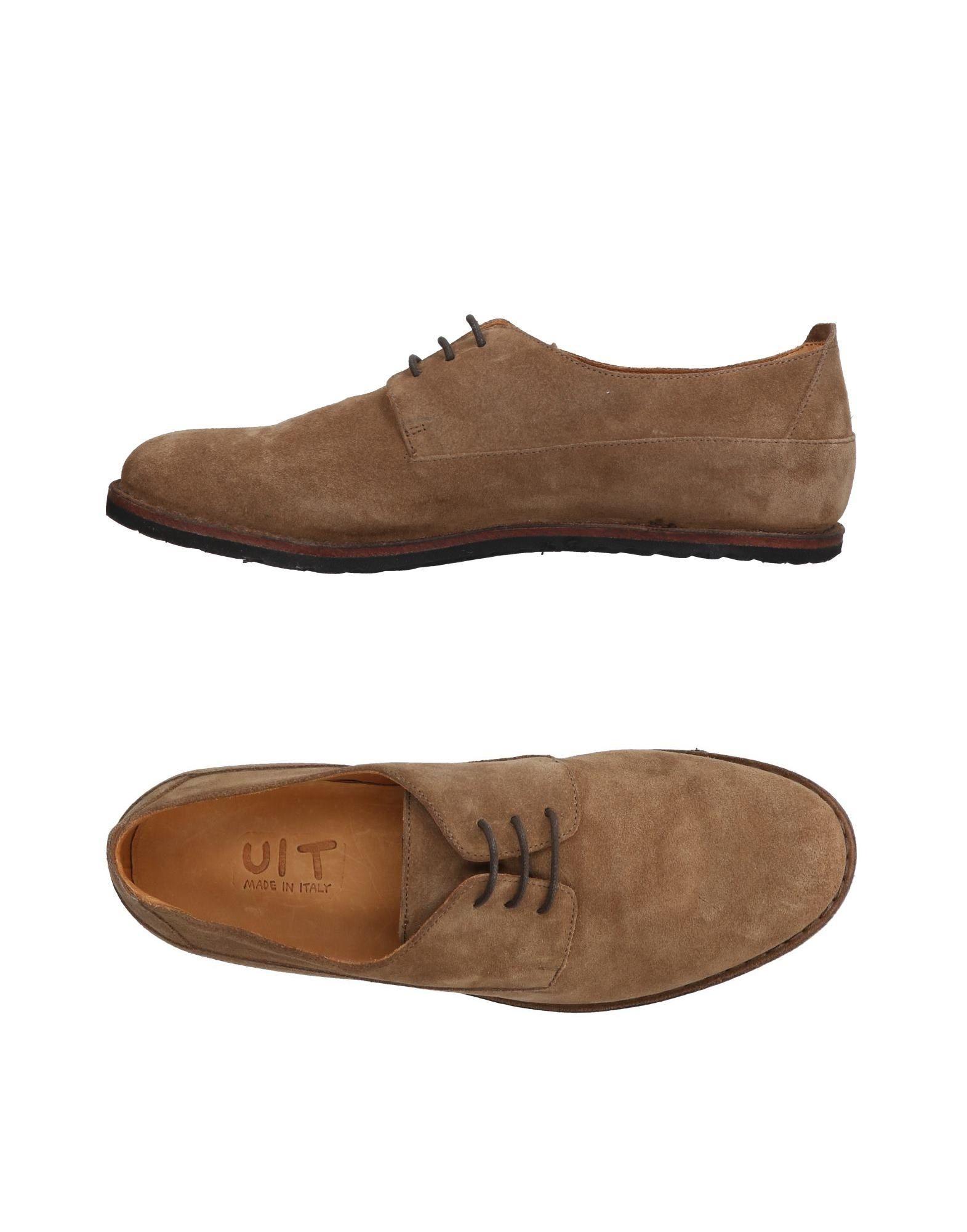 UIT Обувь на шнурках цены онлайн