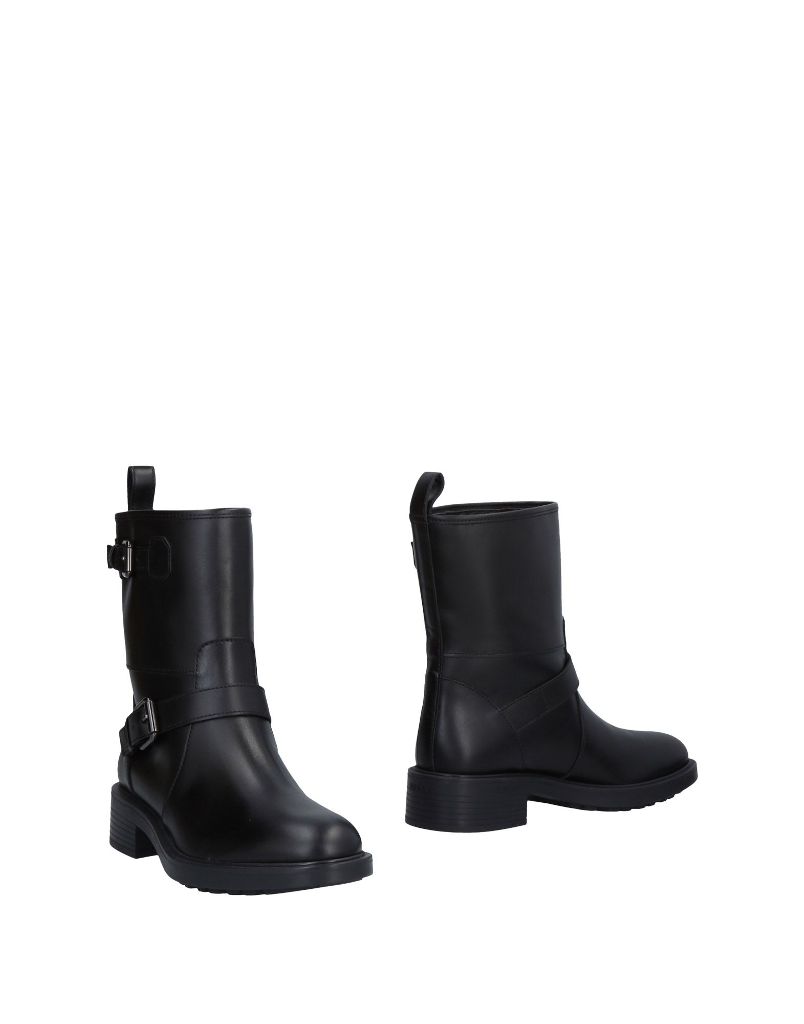 HOGAN Полусапоги и высокие ботинки hogan by karl lagerfeld полусапоги и высокие ботинки