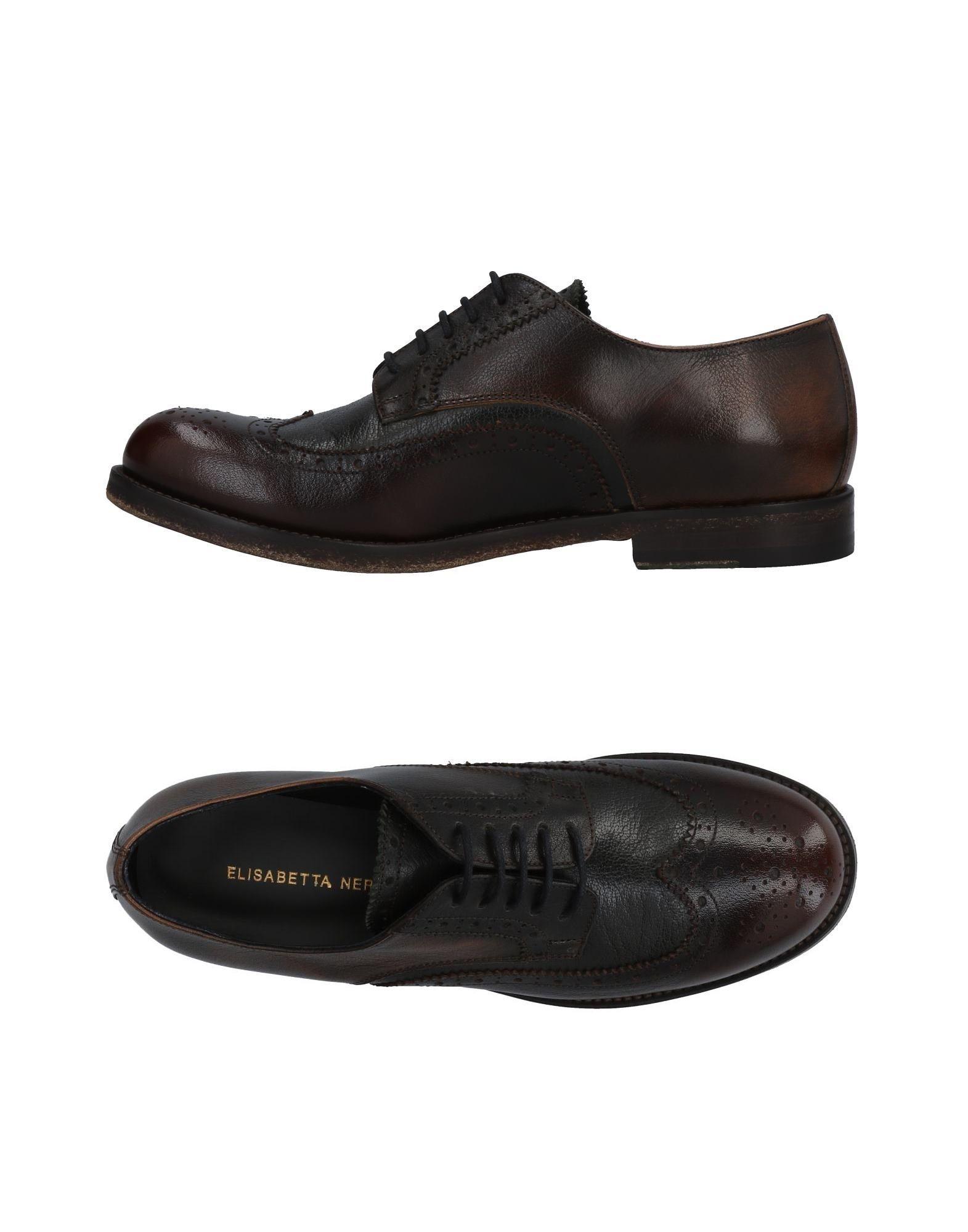 ELISABETTA NERI Обувь на шнурках neri karra 0589 1 20 07