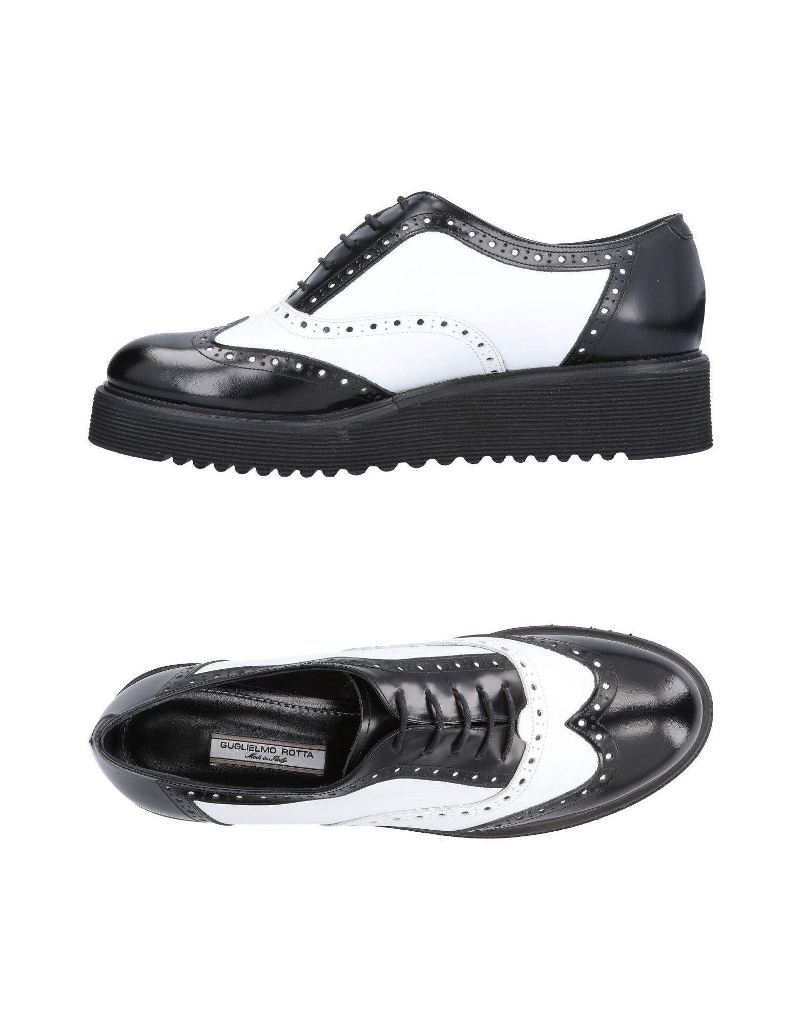 GUGLIELMO ROTTA Обувь на шнурках цена