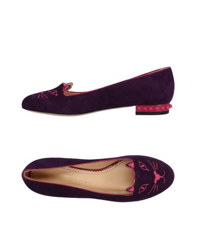 zapatillas CHARLOTTE OLYMPIA Mocasines mujer