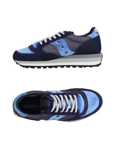Фото - Низкие кеды и кроссовки ярко-синего цвета