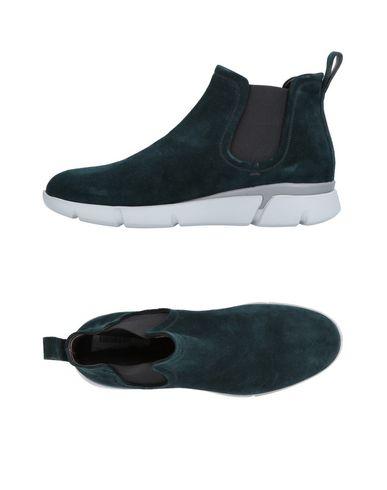 zapatillas SANTONI Sneakers abotinadas hombre