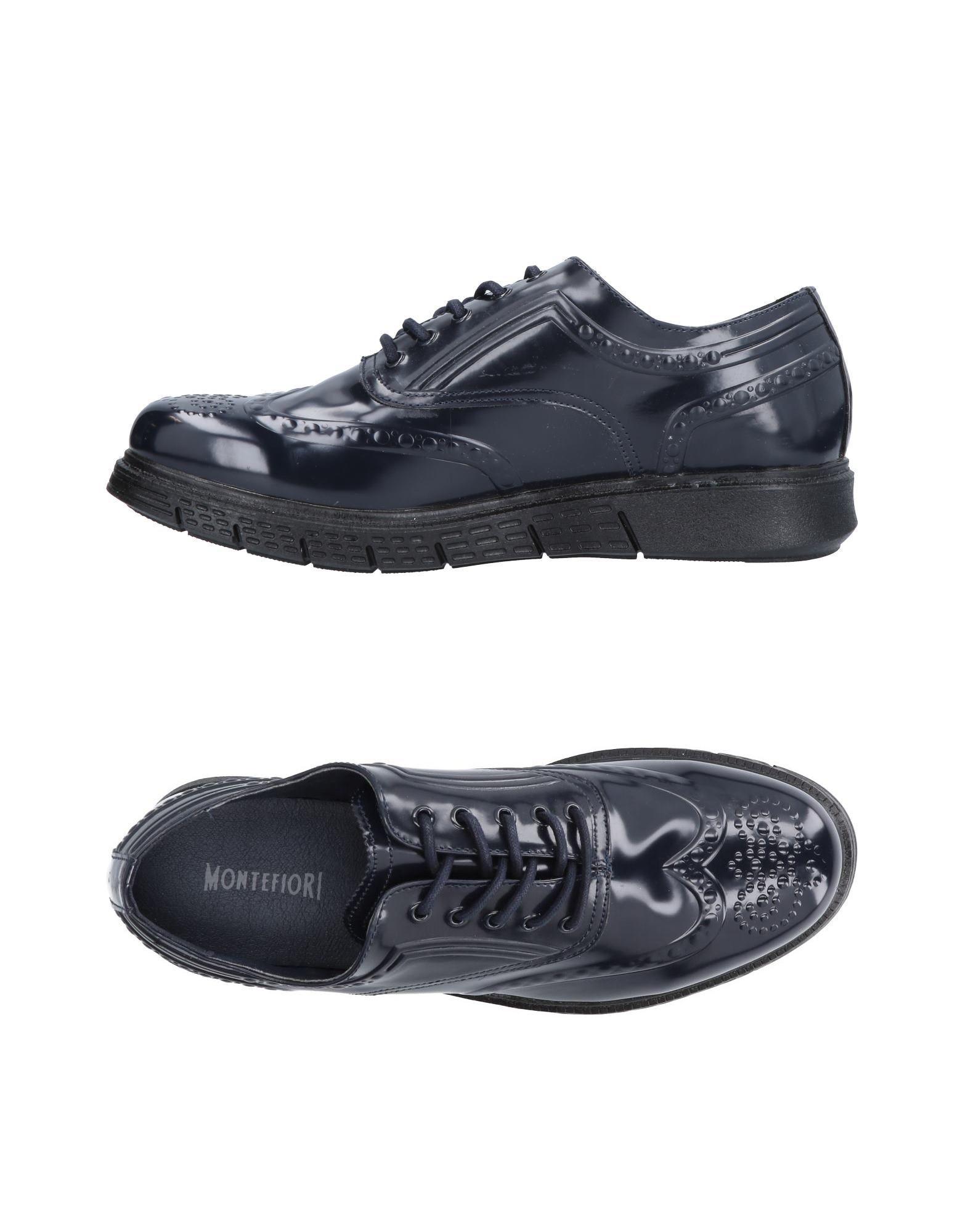 MONTEFIORI Обувь на шнурках цены онлайн