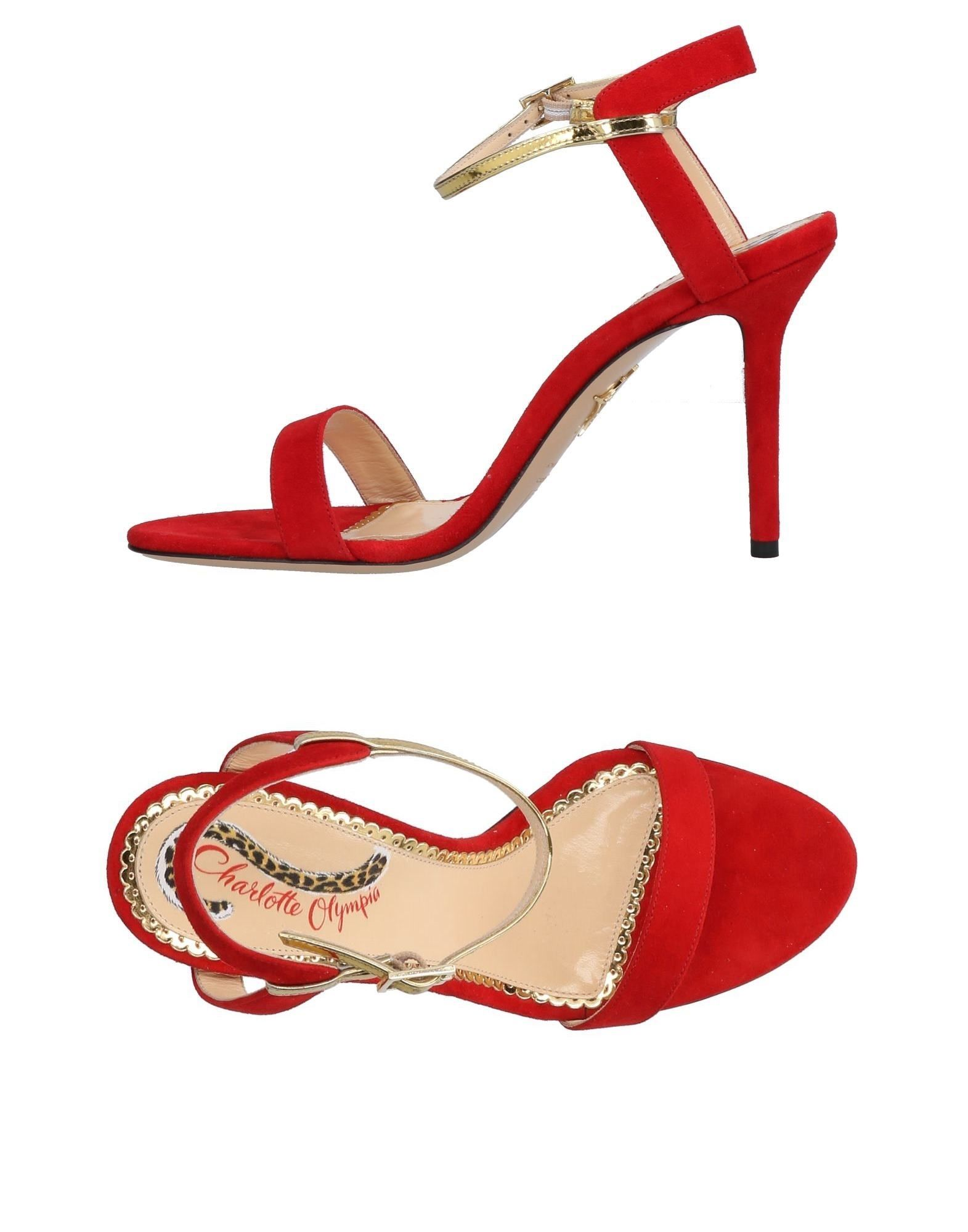CHARLOTTE OLYMPIA | CHARLOTTE OLYMPIA Sandals | Goxip