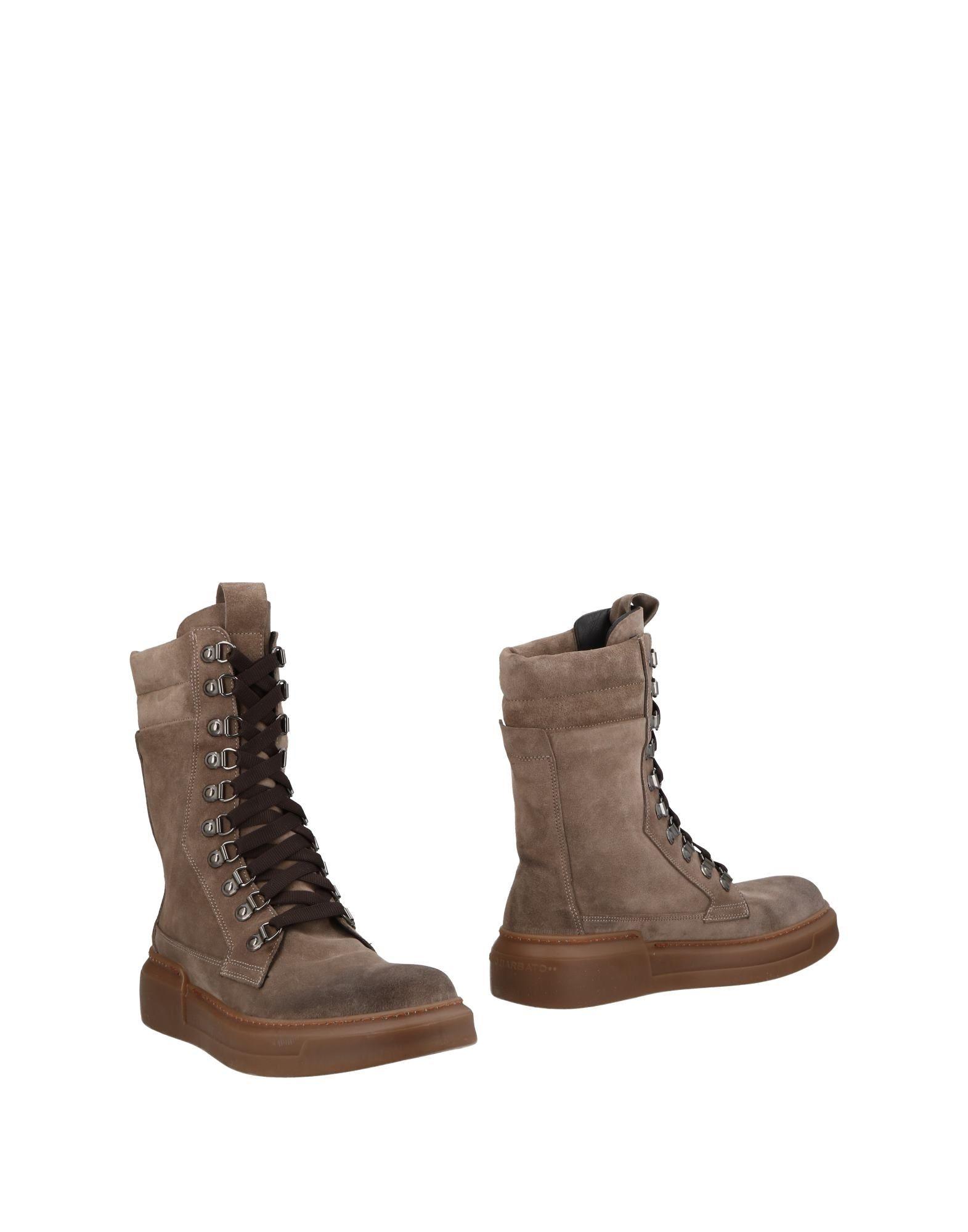 SAVIO BARBATO Boots in Khaki