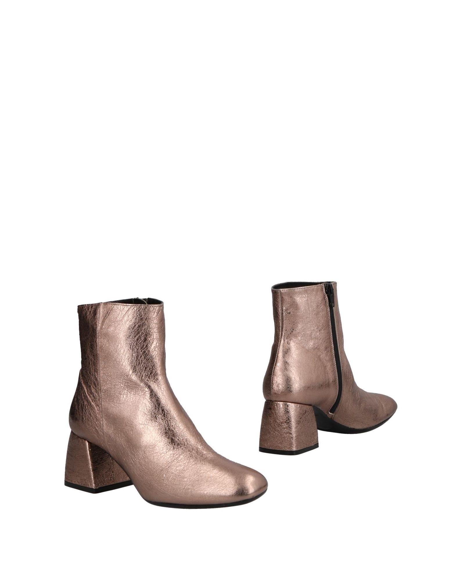 YOSH COLLECTION Полусапоги и высокие ботинки ботинки zenden collection zenden collection ze012abkoc01