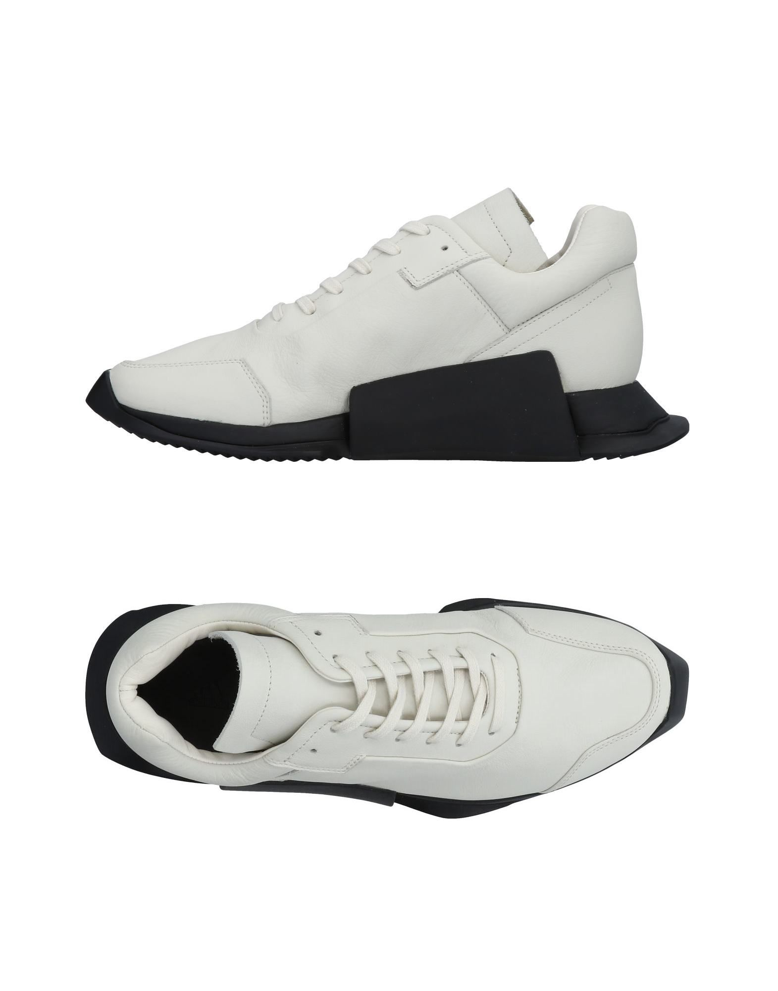 ADIDAS BY RICK OWENS Sneakers in Ivory