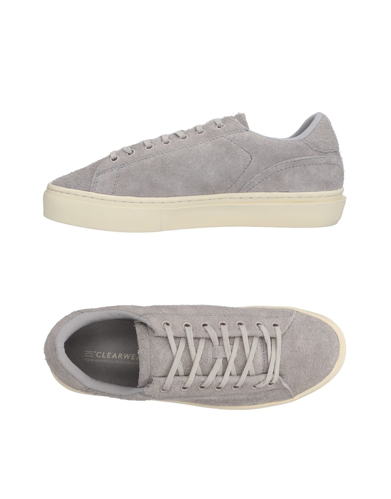 CLEAR WEATHER Sneakers in Light Grey
