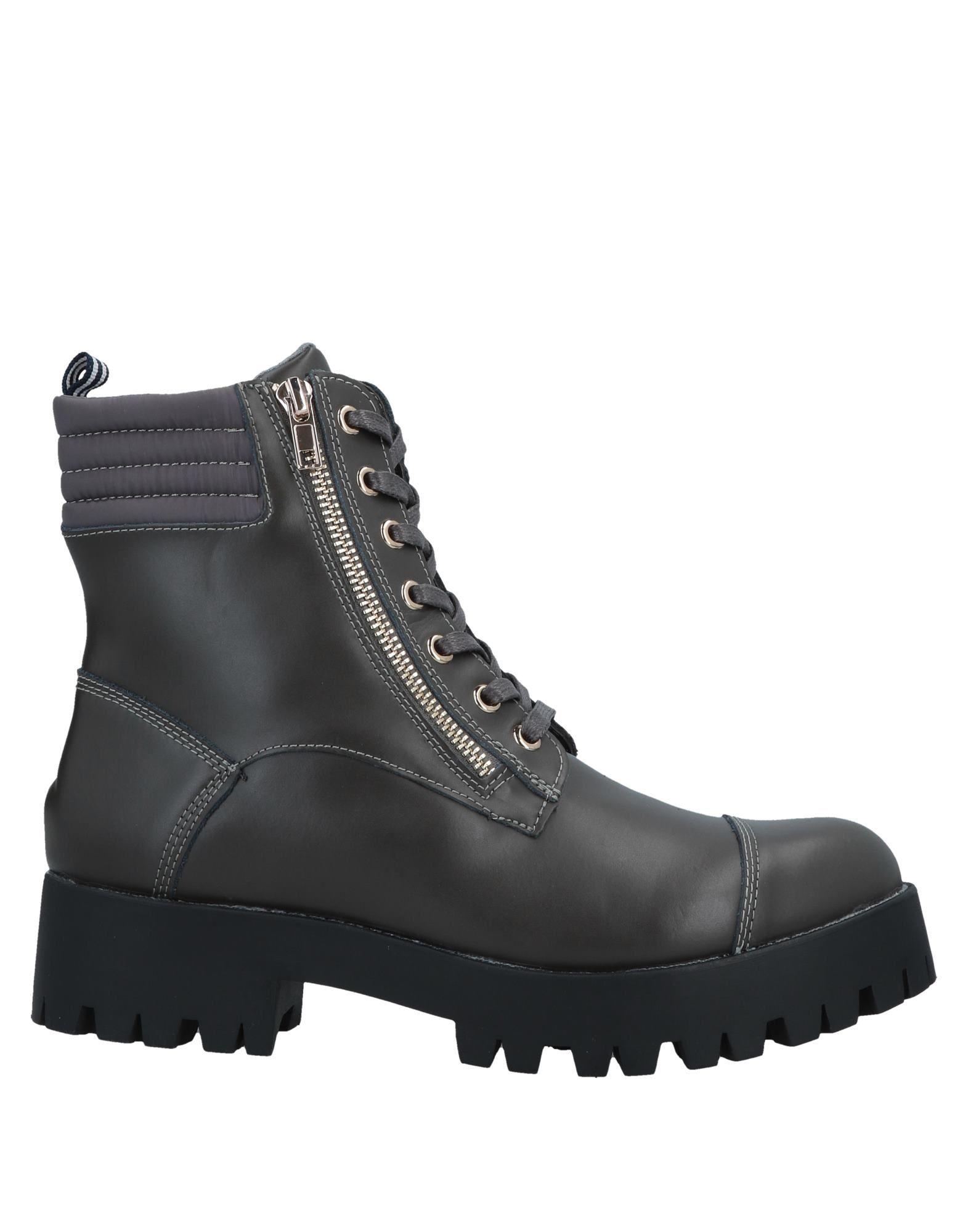 MARINA YACHTING Полусапоги и высокие ботинки marina grey полусапоги и высокие ботинки