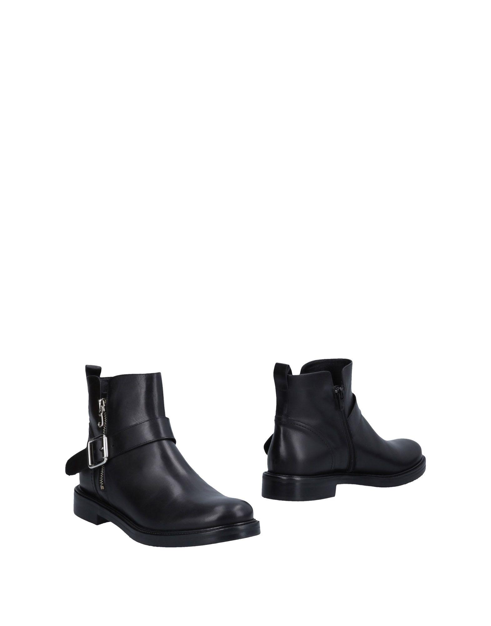 GUGLIELMO ROTTA Полусапоги и высокие ботинки цены онлайн