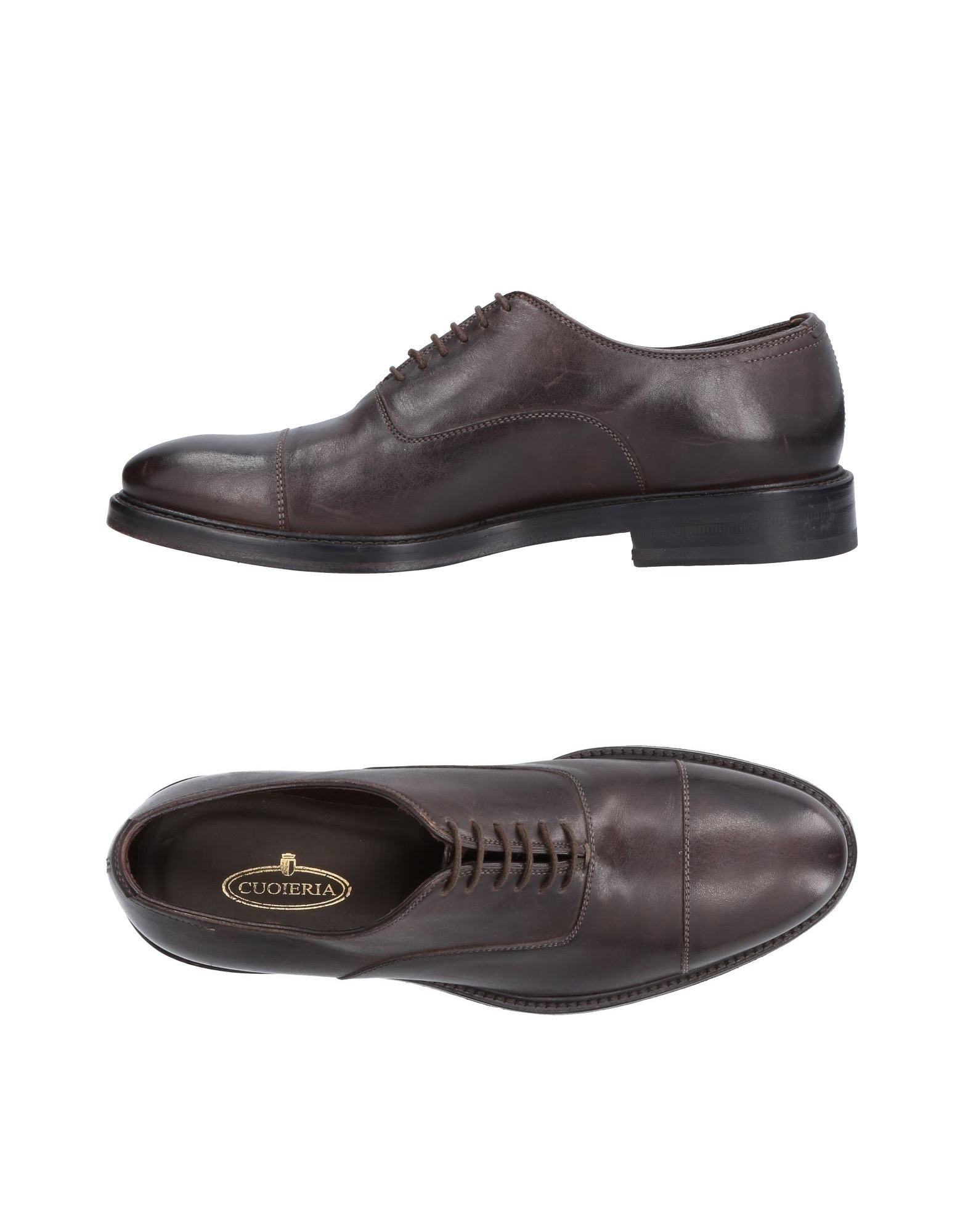 CUOIERIA Обувь на шнурках antica cuoieria обувь на шнурках
