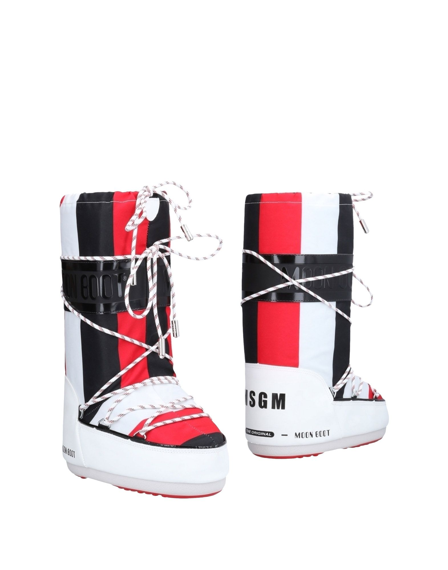 MOON BOOT THE ORIGINAL MSGM Сапоги the christmas boot