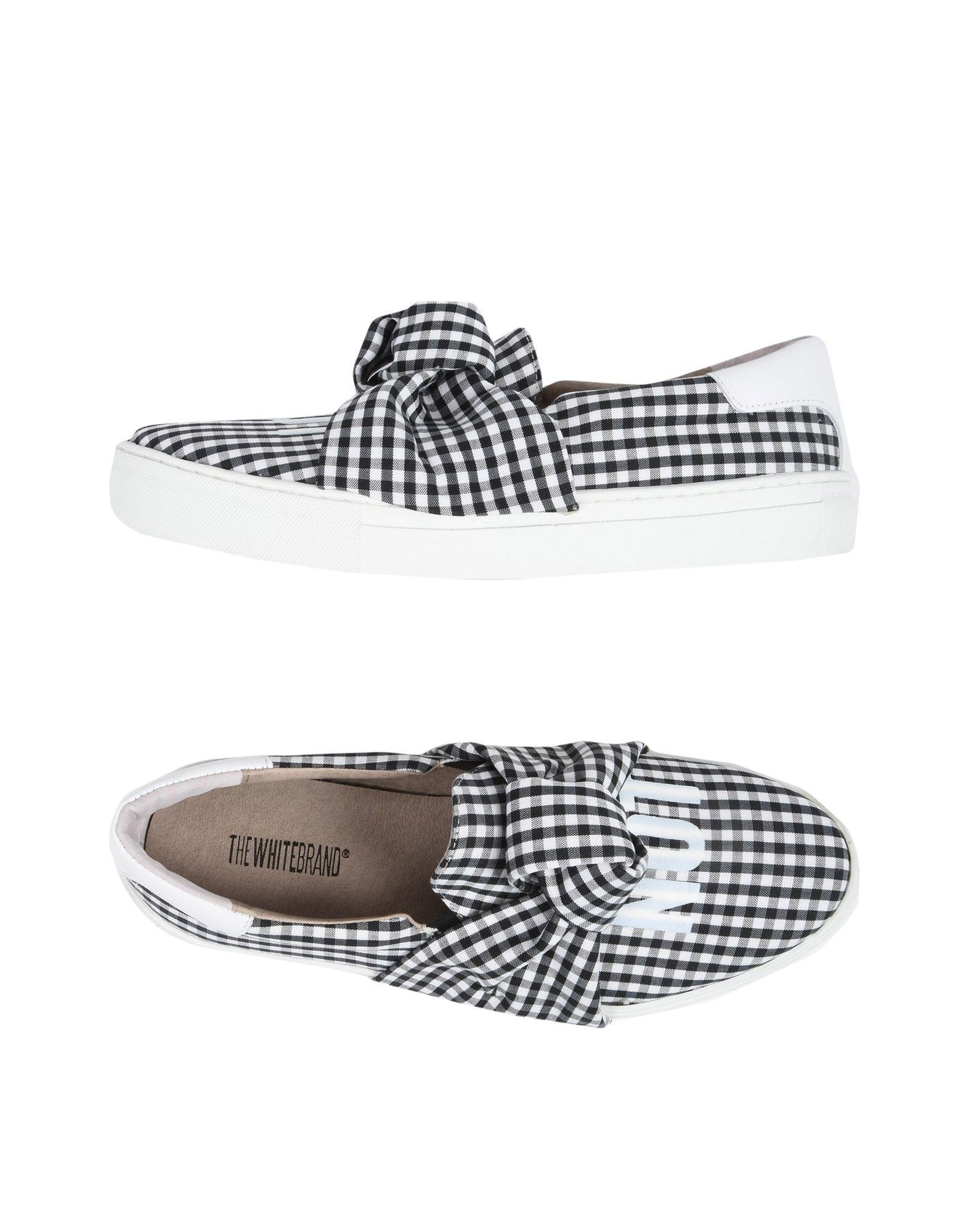 Фото - THE WHITE BRAND® Низкие кеды и кроссовки женские кеды the chinese brand zapato x6