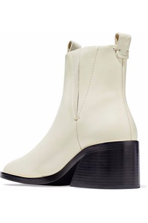 MERCEDES CASTILLO Xandra leather ankle boots