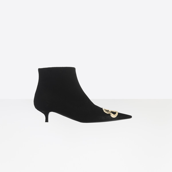 Bottines BB Velours