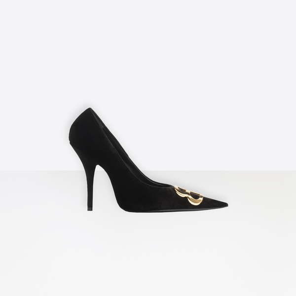 BB Pumps Velvet