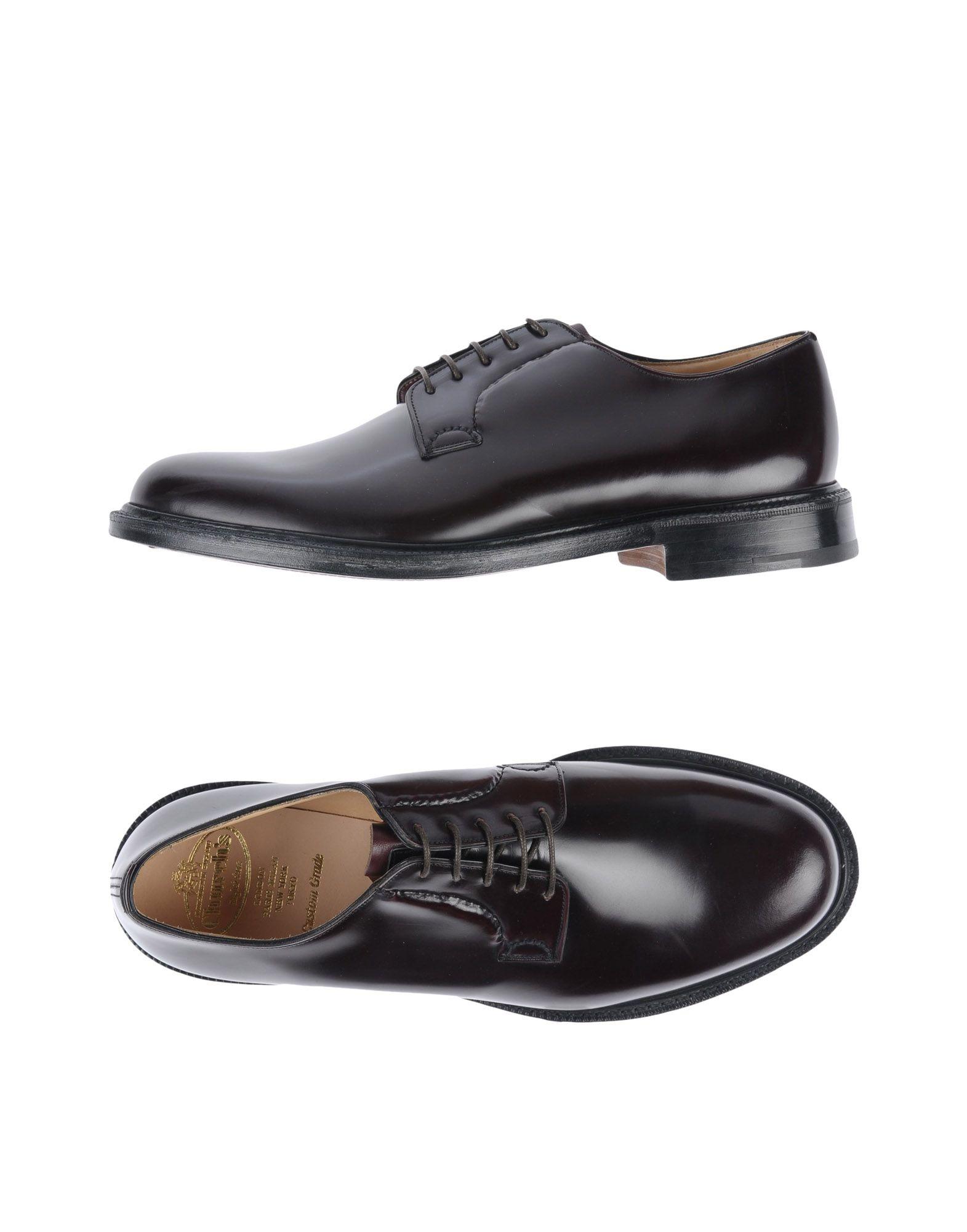 CHURCH'S Обувь на шнурках кольцо valtera 66170