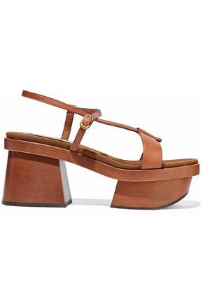 STELLA McCARTNEY Altea faux leather platform sandals
