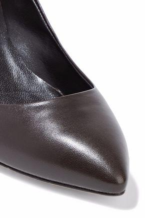 GIUSEPPE ZANOTTI Patent-leather pumps