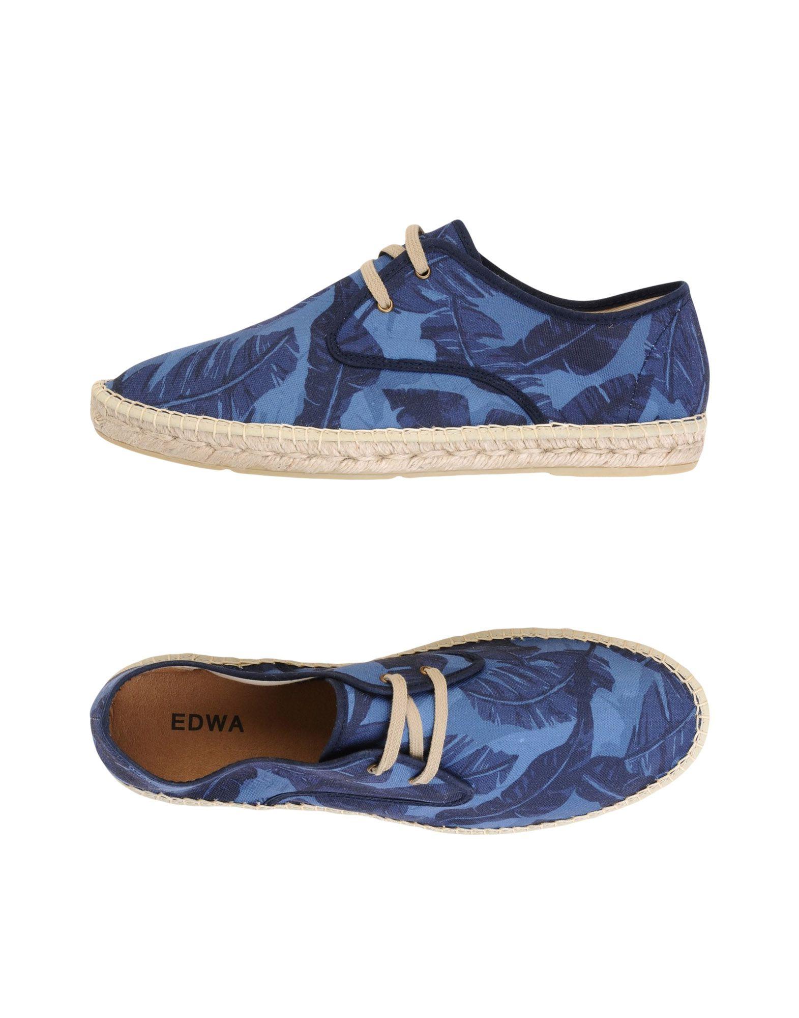 EDWA Низкие кеды и кроссовки