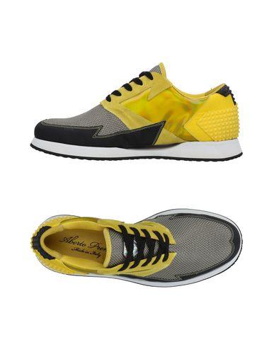 Низкие кеды и кроссовки от ALBERTO PREMI
