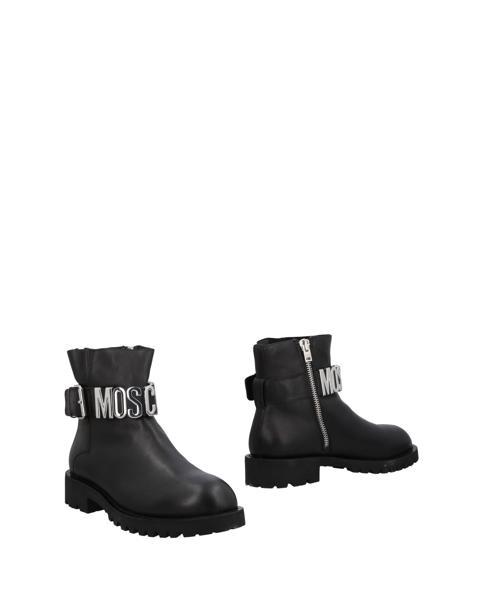 MOSCHINO Полусапоги и высокие ботинки ботинки moschino ботинки